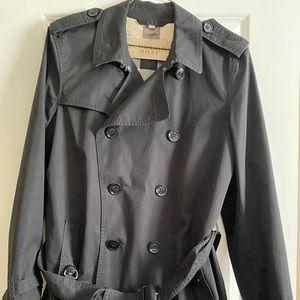 Burberry Brit Men's Trench Coat